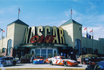Nascar Cafe Myrtle Beach Pictures Restaurant Chain Links Page